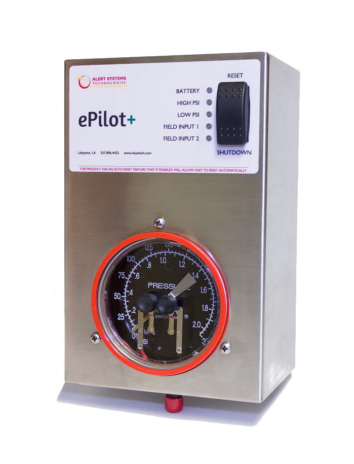 alert systems technologies well safety system epilot